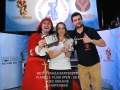 Фото: Победитель в номинации «The Best Flaire-Girl» Лиза Соболева (Киев).