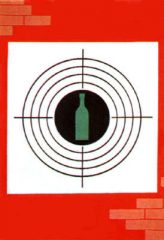 Плакат: Цель - водка