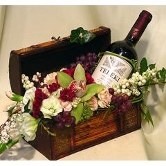 Фото: бутылка в подарок