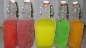 Фото: Как сделать «Водку-скитлс» («Vodka Skittles»).