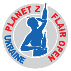 Фото: Логотип чемпионата барменов «Planet Z — Flair Open».