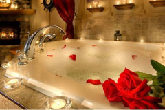 Фото: Миф про алкогольную ванну.