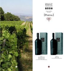 Фото: «Quinta do Portal» («Квинта до Портал») — уникальное семейное винодельческое предприятие Португалии.