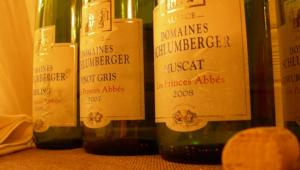 Фото: вина Domaines Schlumberger