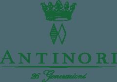 Фото: Логотип итальянского винного бренда «Antinori».