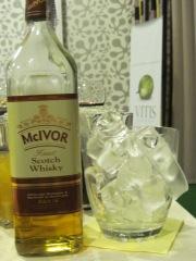 Фото: Бутылка виски «McIVOR».