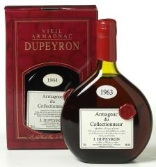 Фото: Бутылка арманьяка «1960 Dupeyron Collectionneur Spirits».