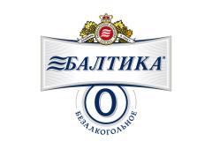 Фото: логотип Балтика 0
