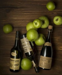 Фото: кальвадос или яблочный сидр
