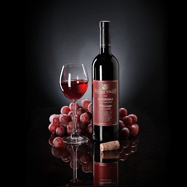Фото: грузинское вино Хванчкара