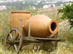 Фото: квеври (винный туризм в Грузию)