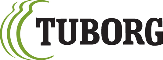 Фото: логотип пива Tuborg