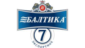 Фото: Логотип пива «Балтика №7 Экспортное».