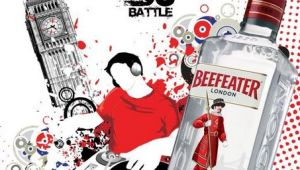 Фото: Beefeater Forever London - DJ-Battle