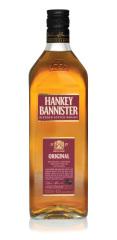 Фото: Бутылка шотландского виски «Hankey Bannister».