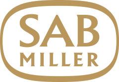 Фото: Логотип пивоваренной компании «SABMiller plc».
