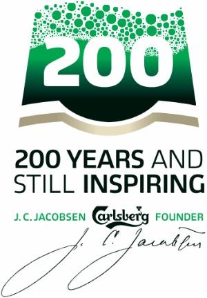 Фото: Carlsberg отмечает 200-летний юбилей основателя компании