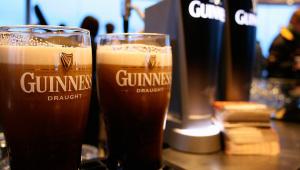 Фото: легендарный стаут от Guinness снова в Украине
