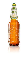 Фото: пиво «Львовское Белый Лев» в ПЭТ-бутылке