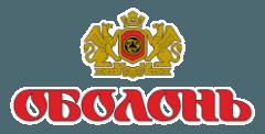 Фото: логотип АО «Оболонь»