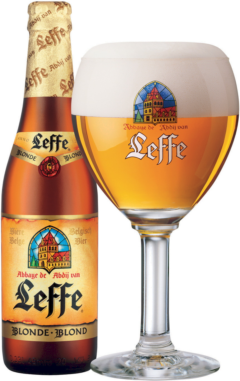 Фото: пиво «Leffe Blond» («Лёфф Блонд»)