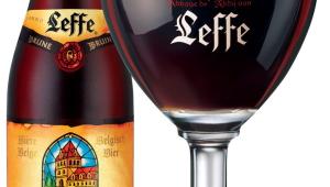 Фото: пиво «Leffe Brune» («Лёфф Брюн»)