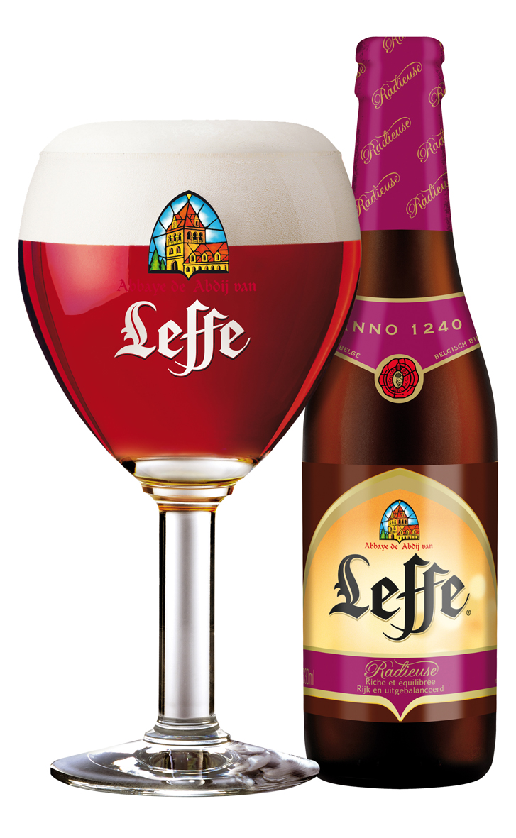Фото: пиво «Leffe Radieuse» («Лёфф Радиус»)