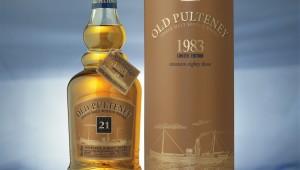 Фото: Шотландский односолодовый виски «Old Pulteney» 21-летней выдержки назван лучшим в мире.