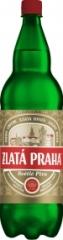 Фото: пиво «Zlata Praha» в новой ПЭТ-упаковке