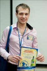 Фото: Александр Фисун - Пивной Эксперт «Славутич».