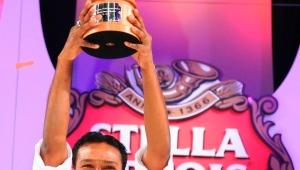 Фото: Нанда Нкумар Сети (Nanda Nkumar Sethy) - победитель «Международного Конкурса Барменов Stella Artois»