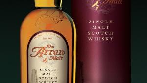 Фото: Односолодовый виски «Arran 10 Yr Old» от вискокурни «Arran».