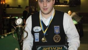 Фото: Константин Кулик, бренд-амбассадора ТМ «Jatone», победил в четвертом, финальном этапе кубка «Украинского производителя» в 2011 году.