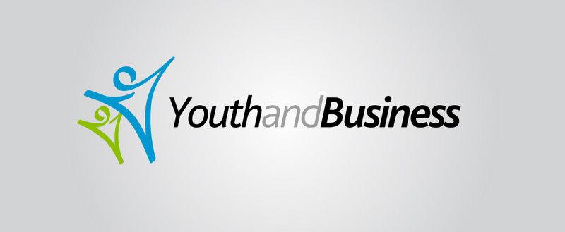 Фото: Логотип «Youth and Business» («Молодежь и бизнес»)