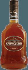 Фото: Коньяк «Старый крымский» 5 звезд, новинка от ТМ «Бахчисарай».