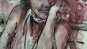 Фото: Картина Элизабетты Рогаи (Elisabetta Rogai — когда вино становится цветом).