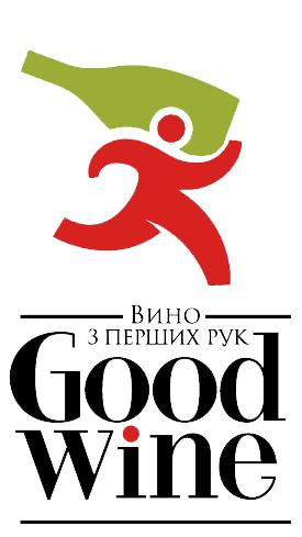 Фото: Логотип сети винных супермаркетов «Good Wine».