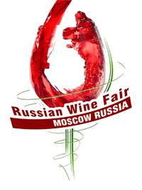 Фото: Логотип выставки «Индустрия Напитков / Russian Wine Fair 2011».