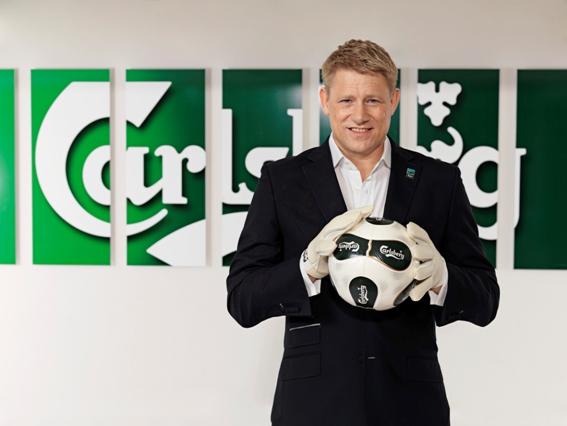 Фото: Петер Шмейхель (Peter Schmeichel), датский профессиональный футболист.
