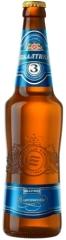 Фото: Новый дизайн бутылки пива «Балтика №3 Классическое».