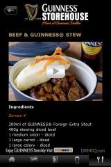 Фото: Виртуальный «Музей Гиннесса» («Guinness Storehouse») для смартфонов.
