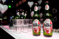 Фото: Встречайте эксклюзивное праздничное пиво — «hike valentine's LE».