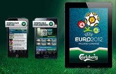 Фото: Приложение «UEFA EURO 2012 app by Carlsberg».