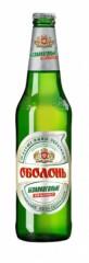 Фото: «Оболонь non-alcoholic» — правильное безалкогольное пиво.