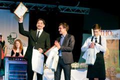 Фото: Победителем конкурса «Лучший сомелье Украины 2011» стал Олег Кравченко из Киева.