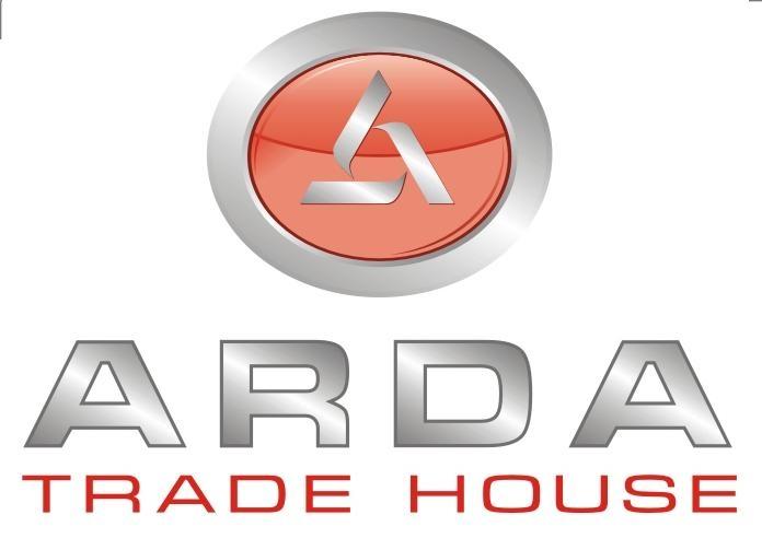 Фото: Логотип дистрибьютора элитного алкоголя «ARDA Trade House».