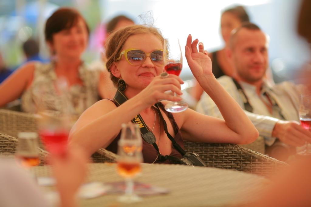Фото: Фестиваль винного искусства «ART WINE FEST 2012». День второй.