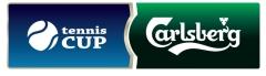 Фото: Логотип турнира по большому теннису «Carlsberg Cup».