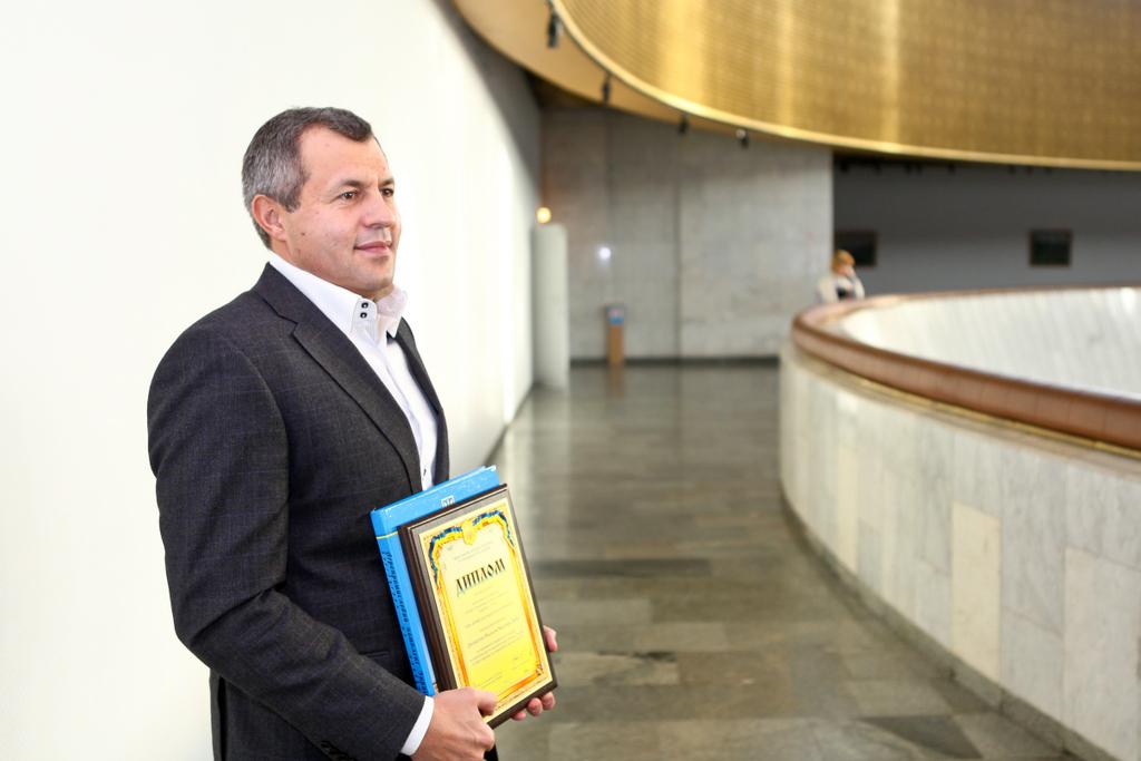 Фото: Виктор Злотницкий, первый заместитель генерального директора «Крымской водочной компании».