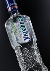 Фото: В «Allberry» разработано новое оформление водки «Украинка».